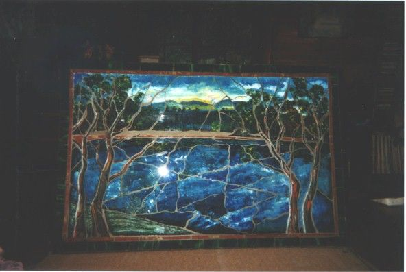 Stained Glass Wall Murals Wall Murals Stained Glass Nanaimo BC